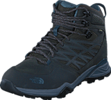 The North Face - Men's Hedgehog Hike Mid GTX Beluga Grey/ Dark Slate Blue