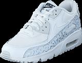 Nike - Nike Air Max 90 Ltr Se Gg Summit White/White-Black