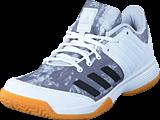 adidas Sport Performance - Ligra 5 W Ftwr White/Silver Met./Silver