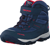 Viking - Sludd El/Vel GTX Navy/Red