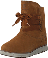 Timberland - Leighland Pull On WP Trapper Tan Silk Suede