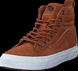 Vans - UA SK8-Hi 46 MTE DX (MTE) Glazed Ginger/Flannel