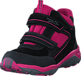 Superfit - Sport5 mid GORE-TEX® Black/Pink