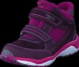 Superfit - Sport5 mid GORE-TEX® Plum/Pink