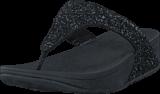 Fitflop - Glitterball Toe-Post Black