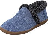 Toms - House Slipper Navy Chambray