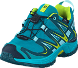 Salomon - Xa Pro 3D Cswp K Deep Peacock Blue/Ceramic/Lime