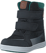 Pax - Bossy Black/Dark Green