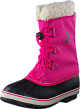 Sorel - Yoot Pac Nylon Youth 627 Haute Pink