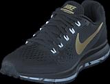Nike - Wmns Air Zoom Pegasus 34 Black/Anthracite/White/Gold