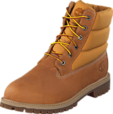 Timberland - 6 In Quilt Boot Wheat Saddleback