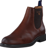 Gant - Oscar G45 Cognac Leather