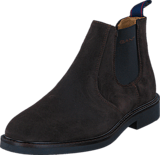 Gant - Spencer G46 Dark Brown Suede