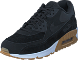 Nike - Women's Air Max 90 Se Black/Black Light Brownwhite