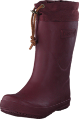 Bisgaard - Rubber Boot Winter Thermo Bordeaux