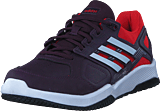 adidas Sport Performance - Duramo 8 Trainer M Noble Red/White/Hi-Res Red