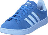 adidas Originals - Campus C Ash Blue S18/Ftwr White