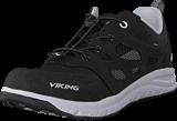 Viking - Ullevaal Black/Grey