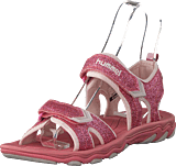 Hummel - Sandal Glitter Jr Foxglove
