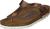 Birkenstock - Gizeh Soft Metallic Copper