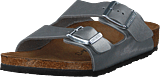 Birkenstock - Arizona Regular Birko-flor Silver