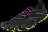 Vibram Fivefingers - V-Run Black/Yellow/Purple