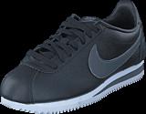 Nike - Classic Cortez Leather Black/dark Grey/white