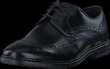 Clarks - Barnabury Limit Black Leather