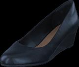 Clarks - Vendra Bloom Black Leather