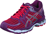 Asics - Gel-luminus 3 Rouge Red/silver/prune