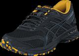 Asics - Gt-2000 5 Trail Plasmaguard Black/carbon/gold Fusion