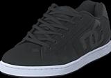 DC Shoes - Net Se Black/Black/Grey