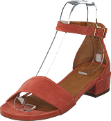 Bianco - Classic Suede Sandal Light Pink
