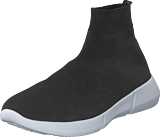 Bianco - Knit Hightop Black