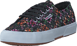 Superga - Lace Flower Sw Blk
