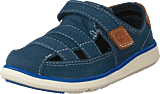 Timberland - Gateway Pier Fisherman Midnight Navy Canvas