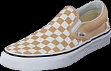 Vans - Ua Classic Slip-on Checker Frappe/true White