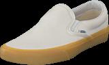 Vans - Ua Classic Slip-on Marshmallow/gum