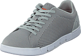 Swims - Breeze Tennis Knit Light Grey / White