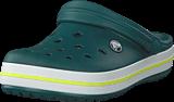 Crocs - Crocband Evergreen/tennis Ball Green