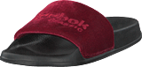 Reebok Classic - Reebok Classic Slide Coll Burgundy/red/blk